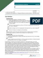 Guidelines Dengue Fever 2012