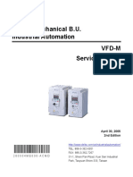 VFD-M Service Manual