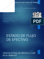 Estado de Flujo de Efectivo y Desarrollo Sustentable