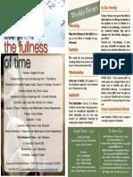 Bulletin - 6-11-16