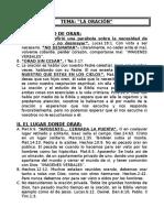 74- La Oración..doc