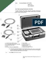 FFTK Testing Procedure