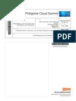 2016 Philippine Cloud Summit_ticket_29June2016