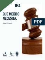 La Reforma Penal Que México Necesita