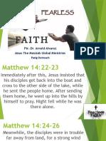 The Fearless Faith