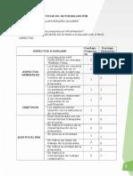 Ficha Autoevaluación Trabajo Final