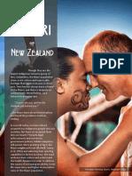 Life of the Maori