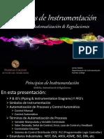 Principios de Instrumentacic3b3n Sc3admbolos Automatizacic3b3n y Regulaciones