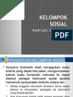 Bab 4. Kelompok Sosial