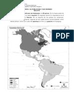 América Su Población y Sus Idiomas