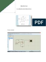 Practicas Electronica Analoga