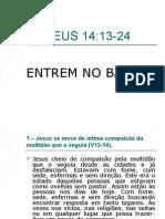 Entrem No Barco Mt 14-13-24