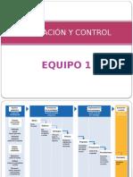 Evaluación y Control