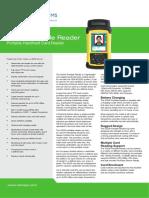 S3030 Portable Reader