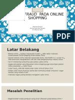Cyber Fraud Pada Online Shopping