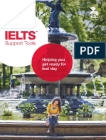 Ielts Support Tools 2015