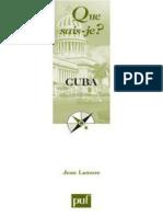 Cuba - Jean Lamore