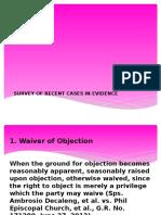 Cases in Evidence.pptx