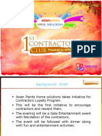 1st Contractors Club