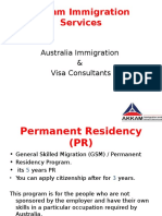 Australia Immigration Consultant AKKAM