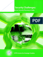 Energy Security Challenges