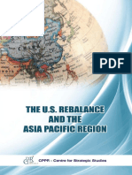 The US Rebalance and the Asia Pacific Region