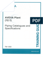 Piping Catalogues and Specifications Tm-1202