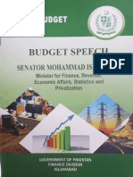 Budget Speech English 2016 17
