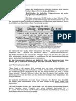 Judische Kriegserklarung Des Internationalen Finanzjudentums an Das Deutsche Reich 24.03.1933 2