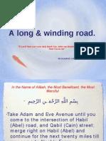 A Long & Winding Road
