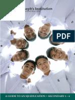 SJI Sec Sch Brochure(2016)