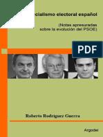 Del Psoecialismo Electoral Español