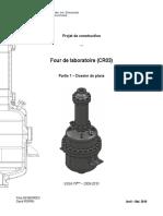 Rapport - Four de Laboratoire (CR03)