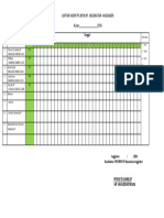 Daftar Hadir Ppl Bp3k