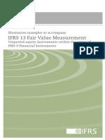IFRS Education Fair Value Measurement