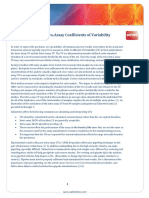 Inter and Intra Assay Coefficients of Variability_SALIMETRIC