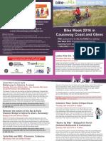 Causeway Coast and Glens Bike Week 2016