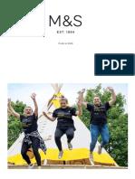 M&S PlanA Report 2016