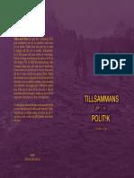 TIllsammans Gör Vi Politik - En Bok Av Tyfon