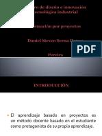 16. Formación Por Proyecto Del Taller de Inducción