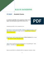 Sanzioni e Accertamenti Ai RADIOAMATORI (Escopost - Escoradio - CCTT)