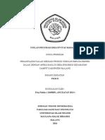 Cover Proposal PKM KWU