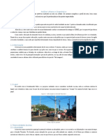Análise Urbana e Diagnóstico no distrito de Taquaralto Palmas - TO