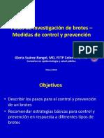 4. IBrotes - Pasos Para Control y Seguimiento de Brotes