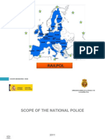Spanish Transport Police - Presentation