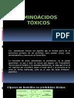 AMINOACIDOS TOXICOS.pptx