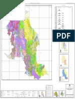 Mapa Geologico de Norte de Santander (1997)