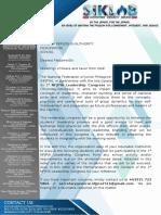 NFJPIA1516 LeadCon Excuse Letter