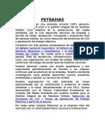 PETRAMAS 1