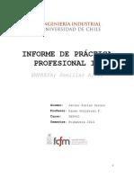 1 Informe de Practica II